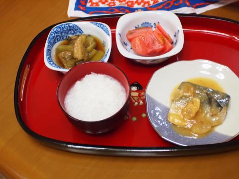 2012年6月2日夕食