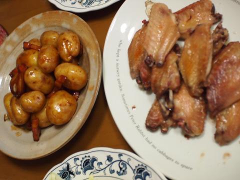 2012年6月3日夕食