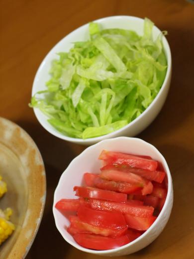 2012年6月8日夕食
