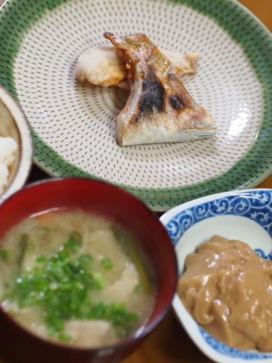 2012年6月11日夕食