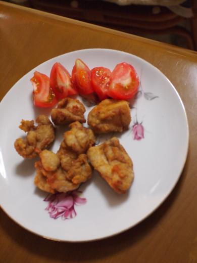 2012年6月14日夕食