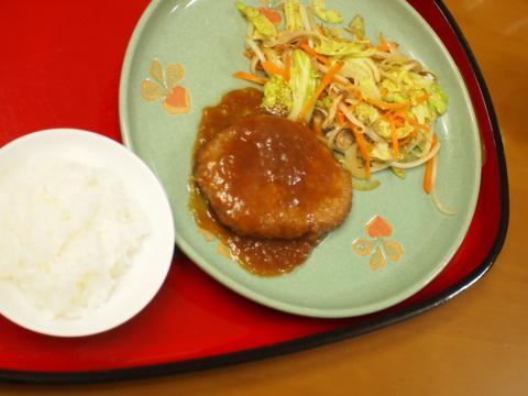 2012年6月16日夕食