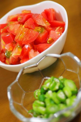 2012年8月18日夕食