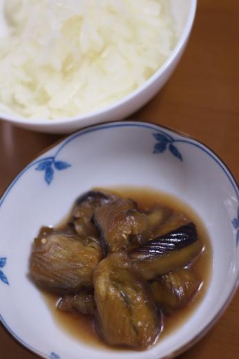 2012年8月20日夕食