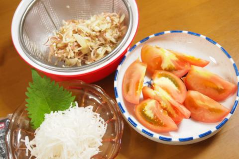 2012年9月1日夕食