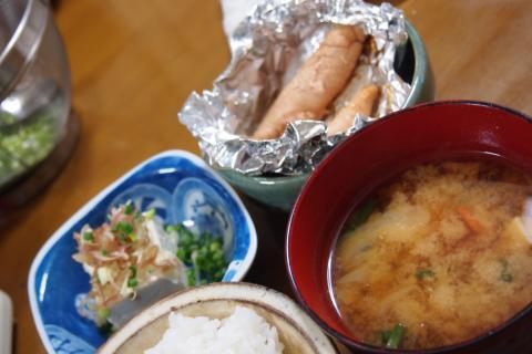 2012年9月2日夕食