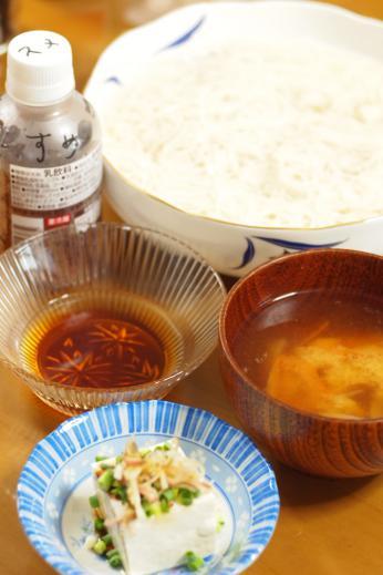 2012年9月8日昼食