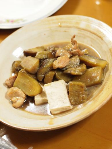 2012年9月14日夕食