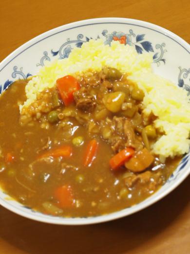 2012年9月17日夕食