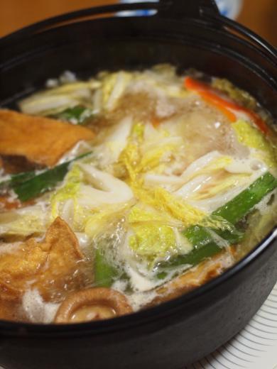 2012年9月25日夕食