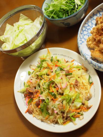 2012年10月4日夕食