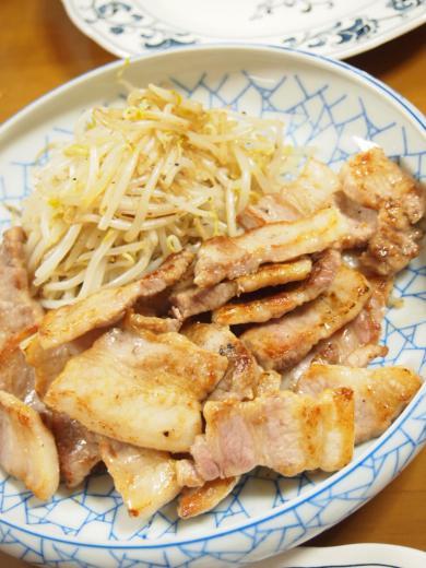 2012年10月8日夕食