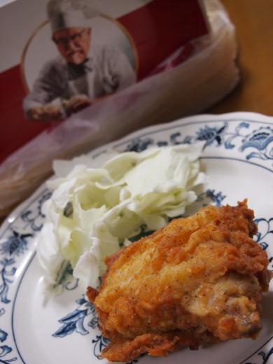 2012年10月10日夕食