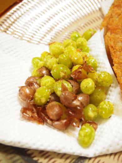 2012年10月12日夕食