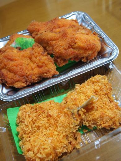 2012年10月22日夕食