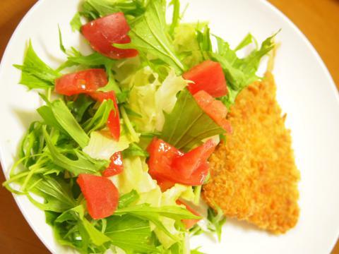 2012年11月1日夕食