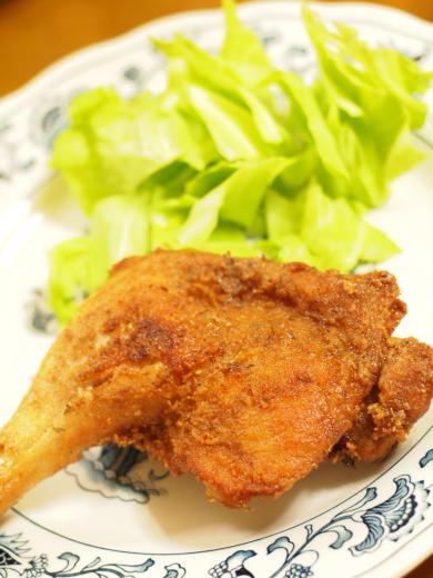 2012年11月2日夕食