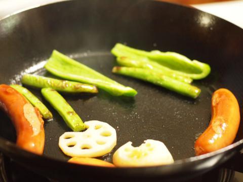 2012年11月4日夕食