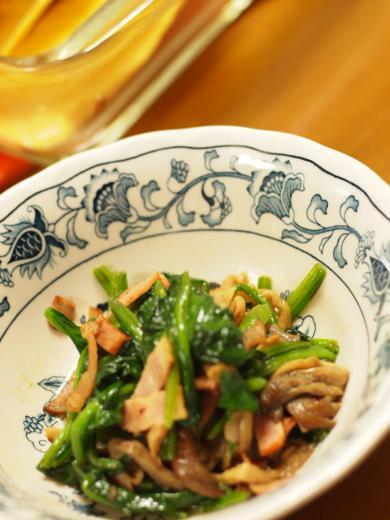 2012年11月7日夕食