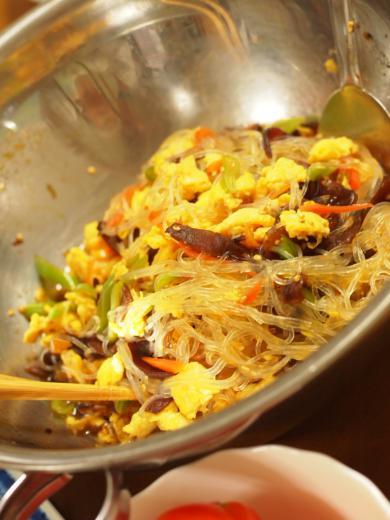 2012年11月10日夕食
