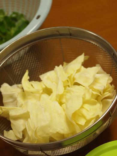 2012年11月11日夕食