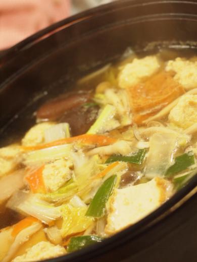 2012年11月12日夕食