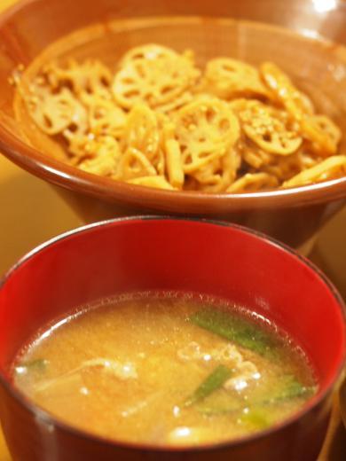 2012年11月14日夕食