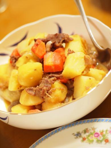 2012年11月27日夕食