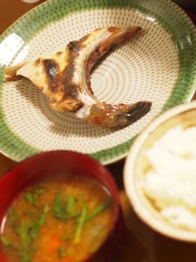 2012年12月3日夕食