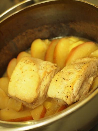 2012年12月4日夕食