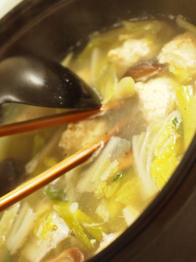 2012年12月6日夕食