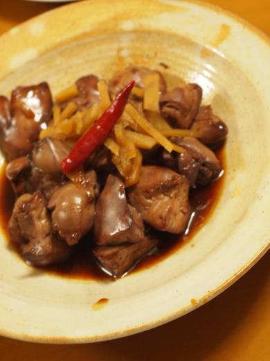 2012年12月13日夕食