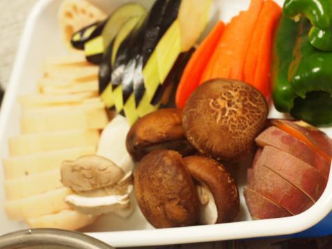 2012年12月14日夕食