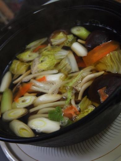 2011年12月28日夕食