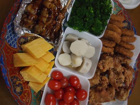 2011年12月31日夕食