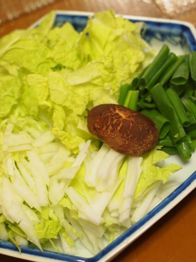 2012年12月31日夕食