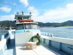 9.27釣り-船