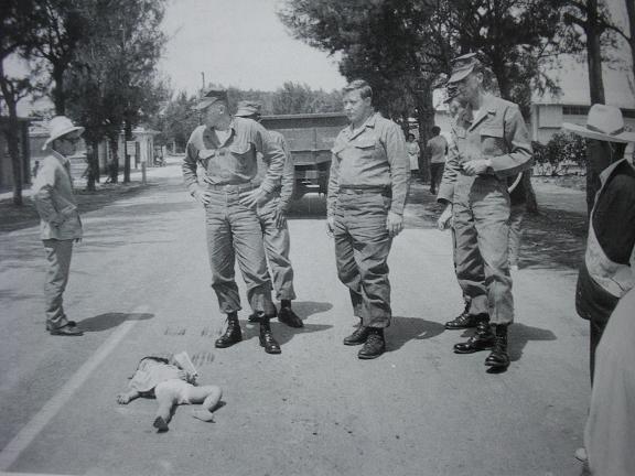 報道写真家・嬉野京子さん1965年撮影