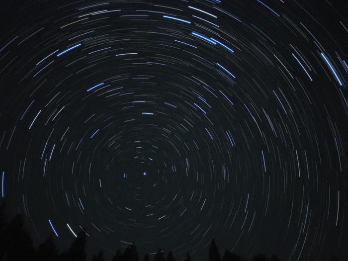 北天の軌跡