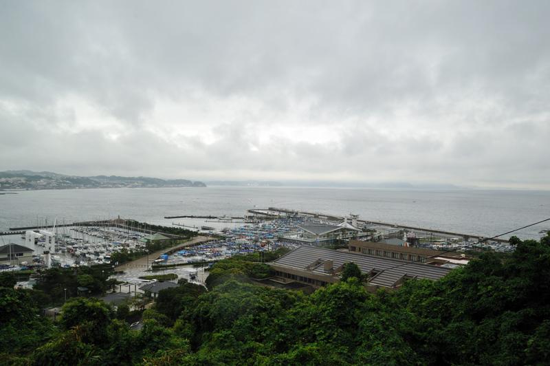 江ノ島ヨットハーバー
