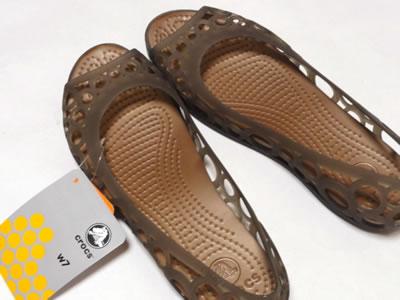 crocs(クロックス) adrina flat