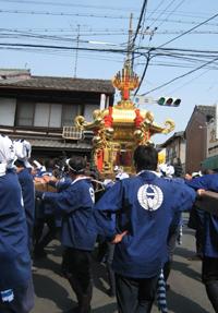 藤森神社神輿01