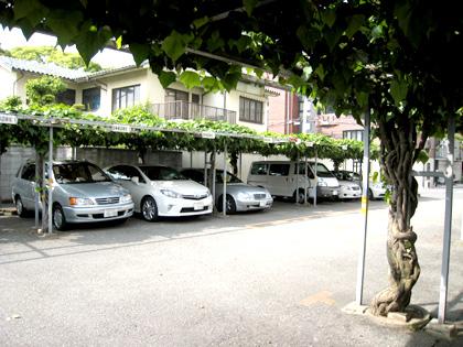 私学会館駐車場01
