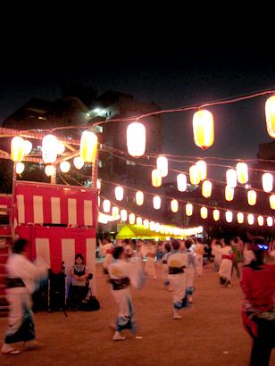 中津盆踊り01