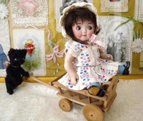 omakeちゃん黒キティとグ~