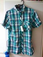 H&Mチェックシャツ