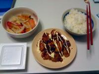 2011/5/18夕食