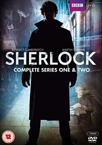Sherlock - Series 1 and 2 Box Set [DVD]