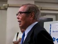 沖縄社会大衆等顧問 島袋宗康