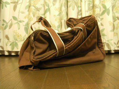 以前のバッグ